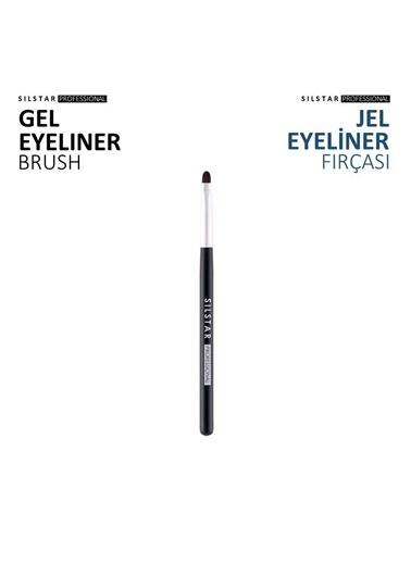 Silstar Gel Eyeliner Brush - Jel Eyeliner Fırçası Renksiz